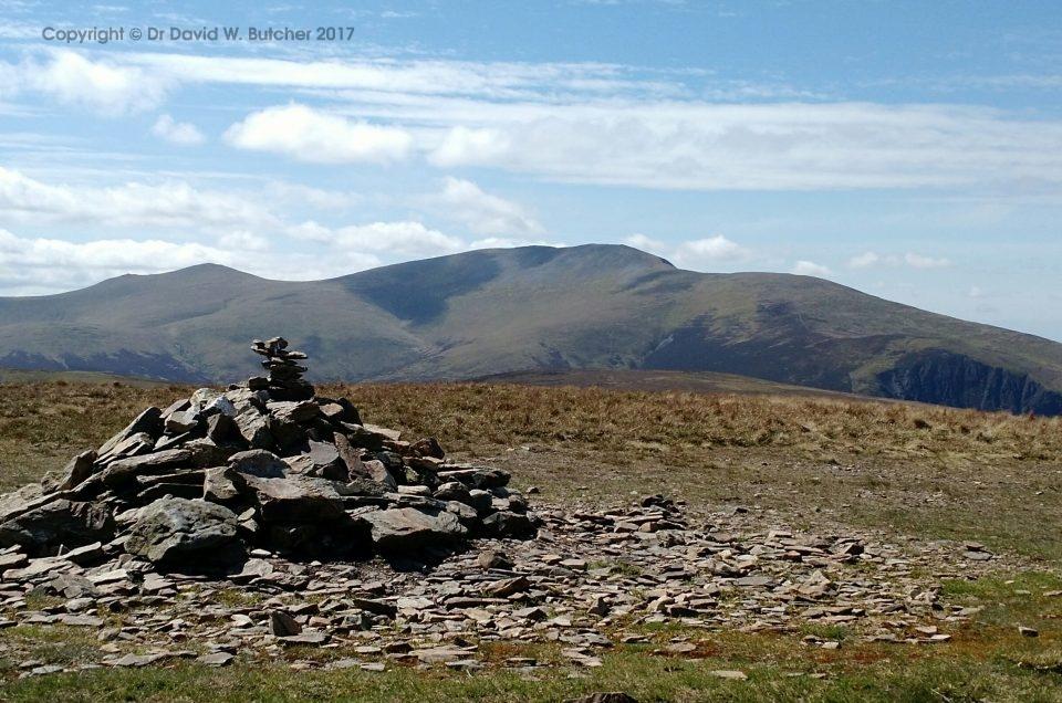 Cumbria Way Day 2, Caldbeck to Bassenthwaite