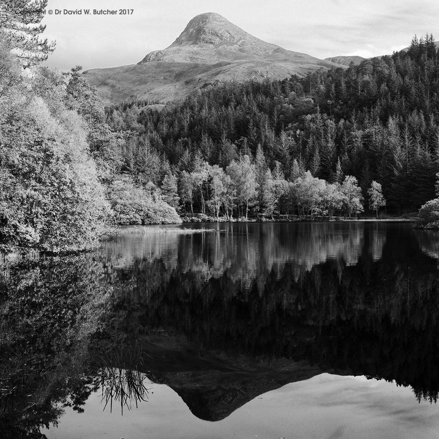 Glencoe Lochan Reflections, Scotland