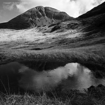 Paps of Jura Reflection, Scotland