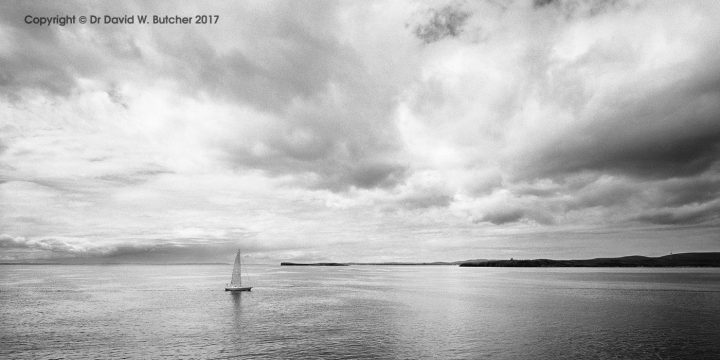 Hoxa Head Seascape, Orkney, Scotland