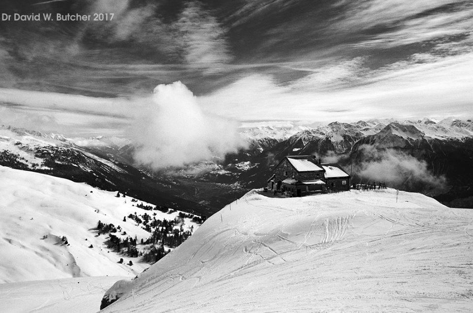 Crans-Montana Skiing Last Day