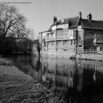 Darwin College Reflections Cambridge, England