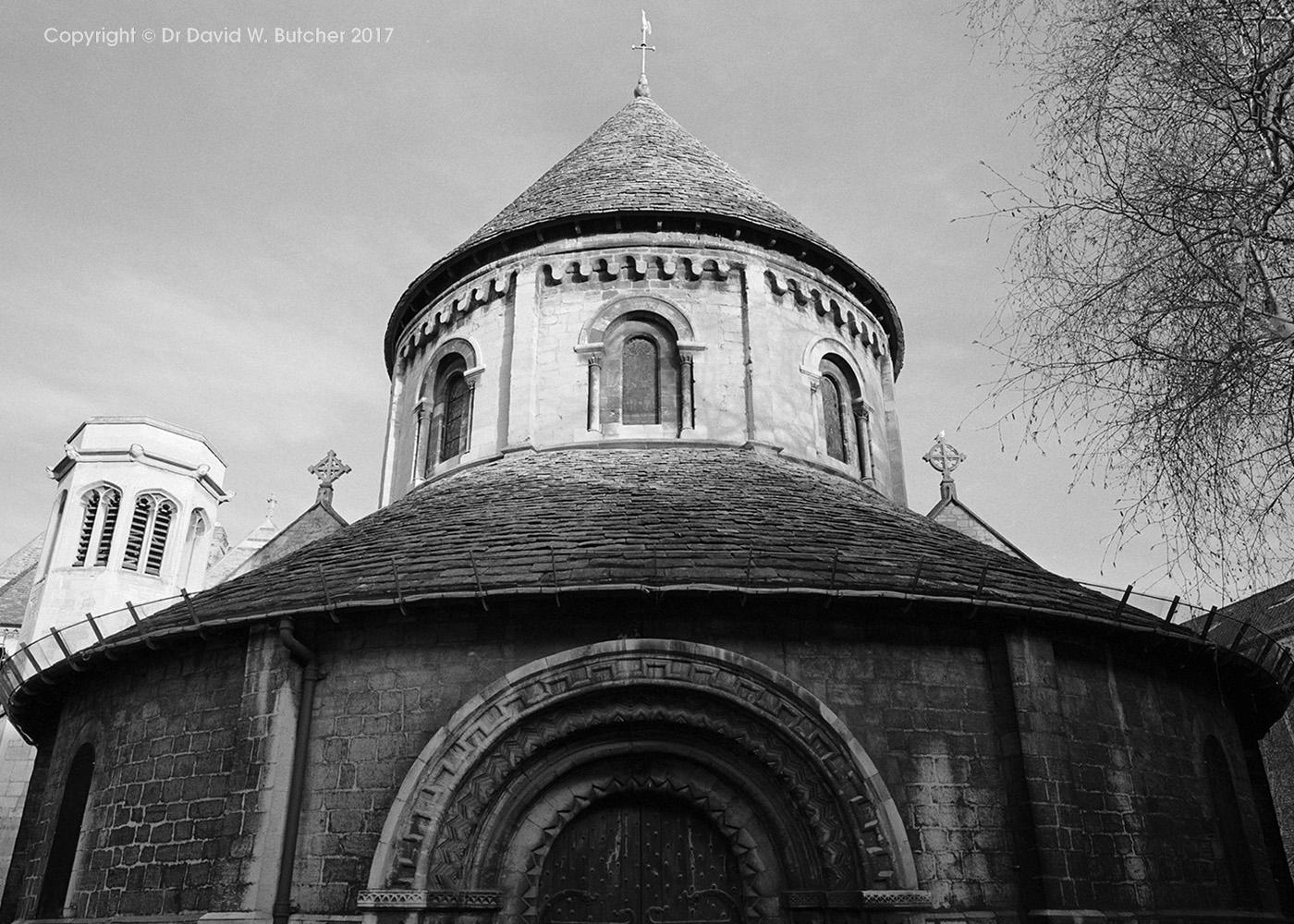 Cambridge Round Church, England