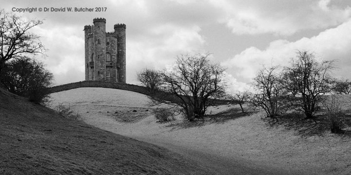 Broadway Tower Approach