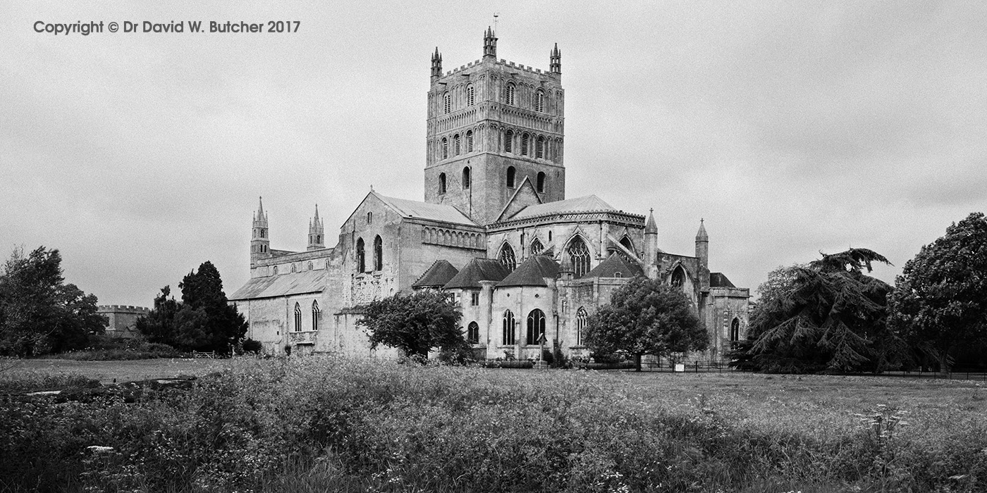 Tewkesbury Abbey and Meadow