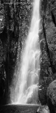 Buttermere, Scales Force Upper Falls, Lake District