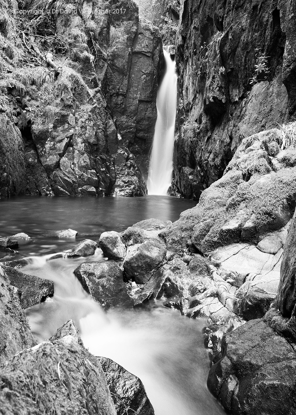 Stanley Ghyll Force and Stream, Boot, Eskdale, Lake District