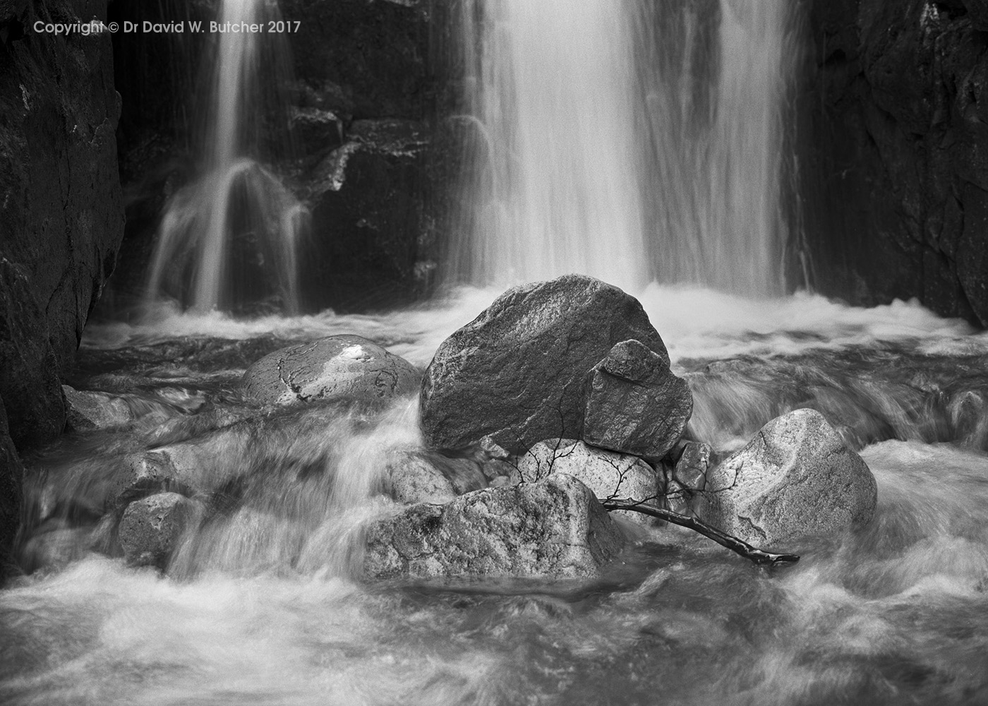 Scales Force #3, near Buttermere, Lake District