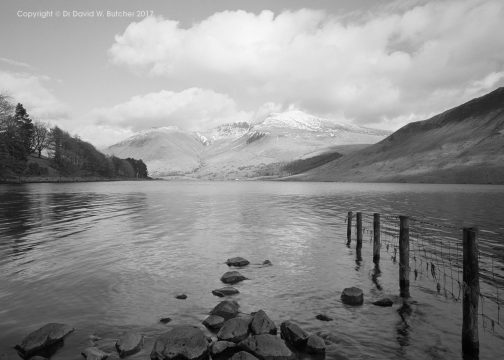 Scafell Pike and Wast Water #3, Wasdale, Lake District