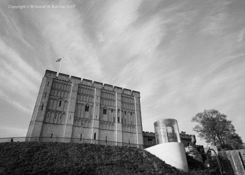 Norwich Castle, Norfolk