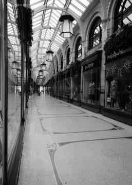 Norwich Royal Arcade Interior, Norfolk