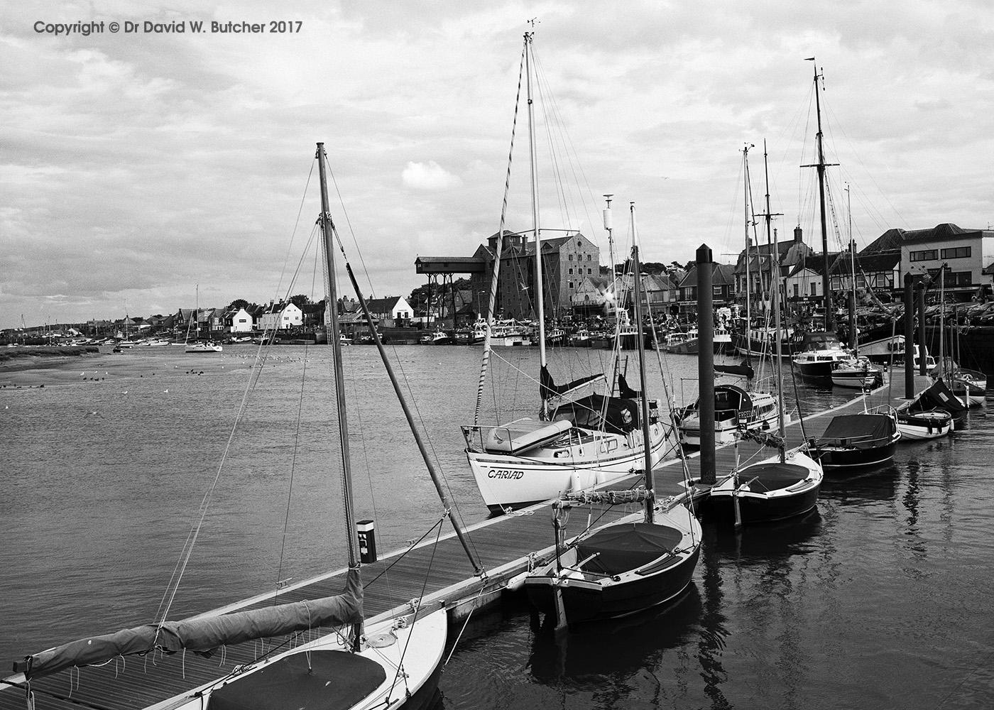 Wells Harbour, Norfolk