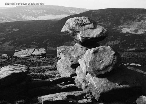 Bleaklow Crow Stones Edge, Peak District