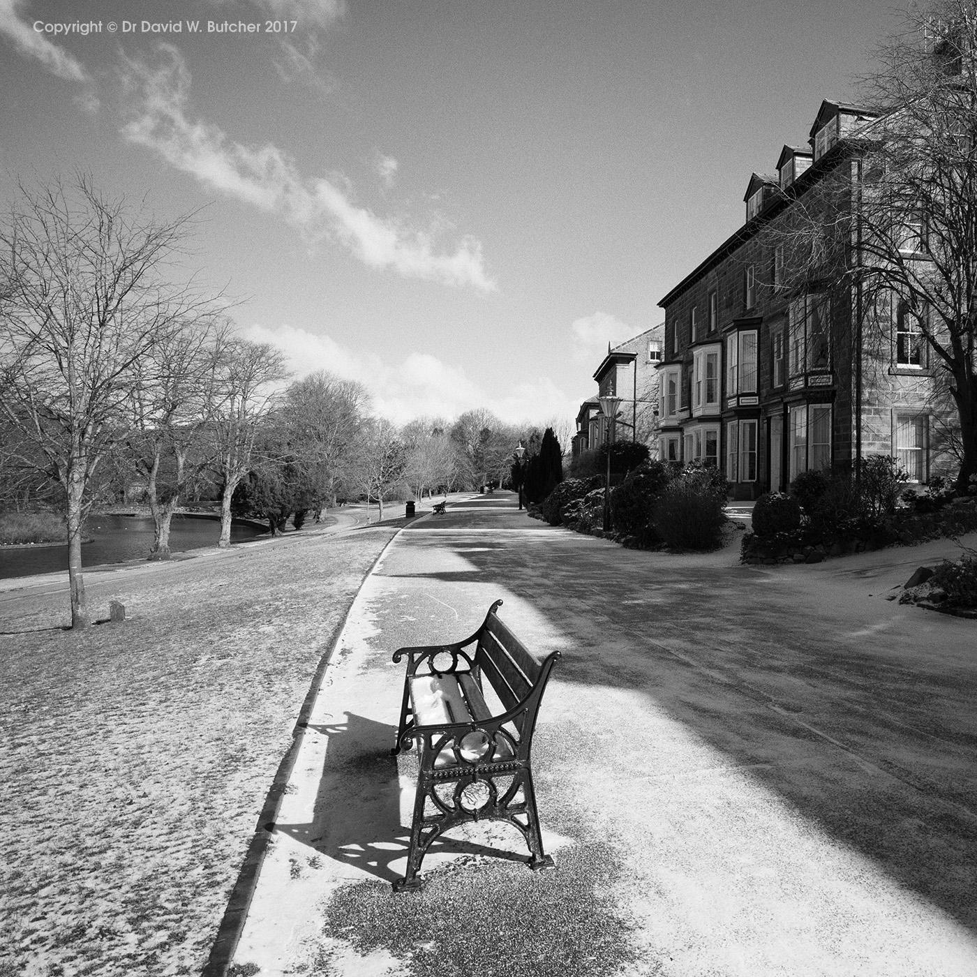 Buxton Broad Walk and Seat, Peak District