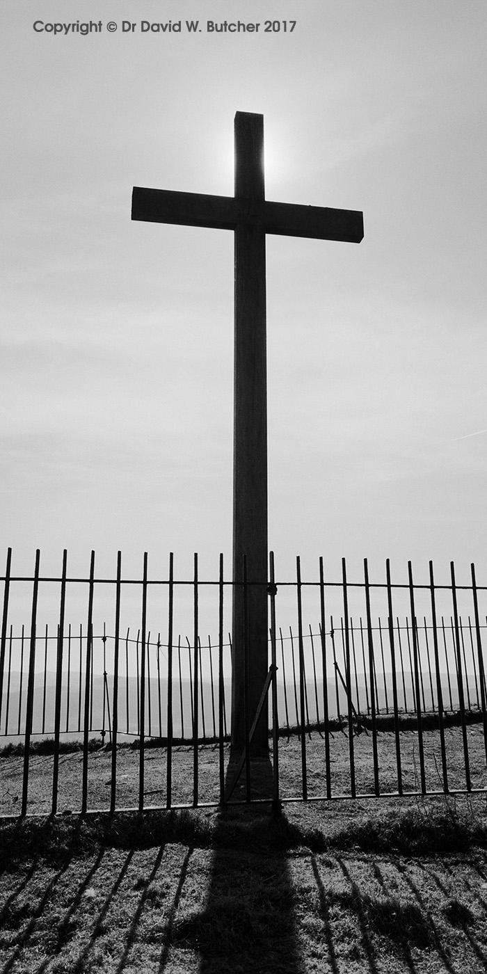 Buxton Corbar Cross, Peak District