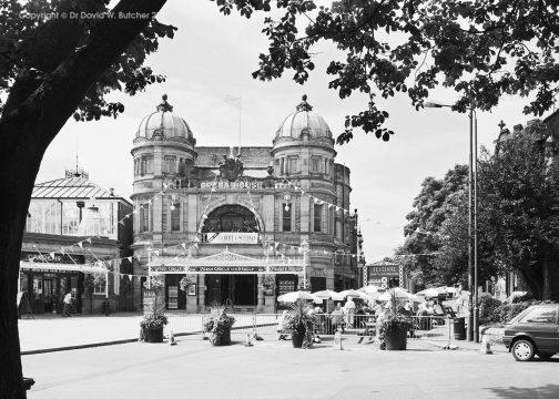 Buxton Opera House, Peak District