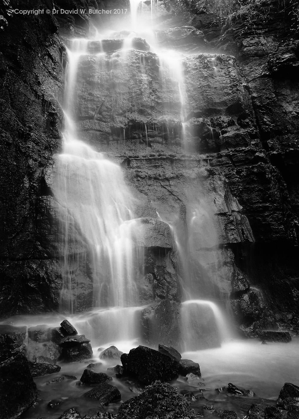 Waterfall Swallet #1, Eyam, Peak District