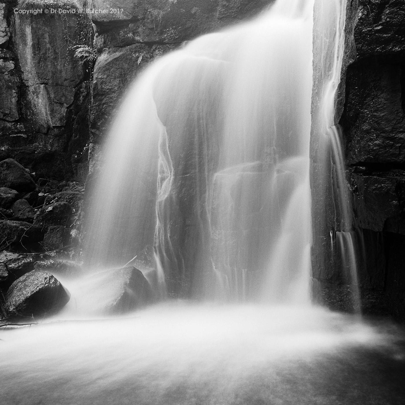 Lumsdale Falls, Matlock, Peak District