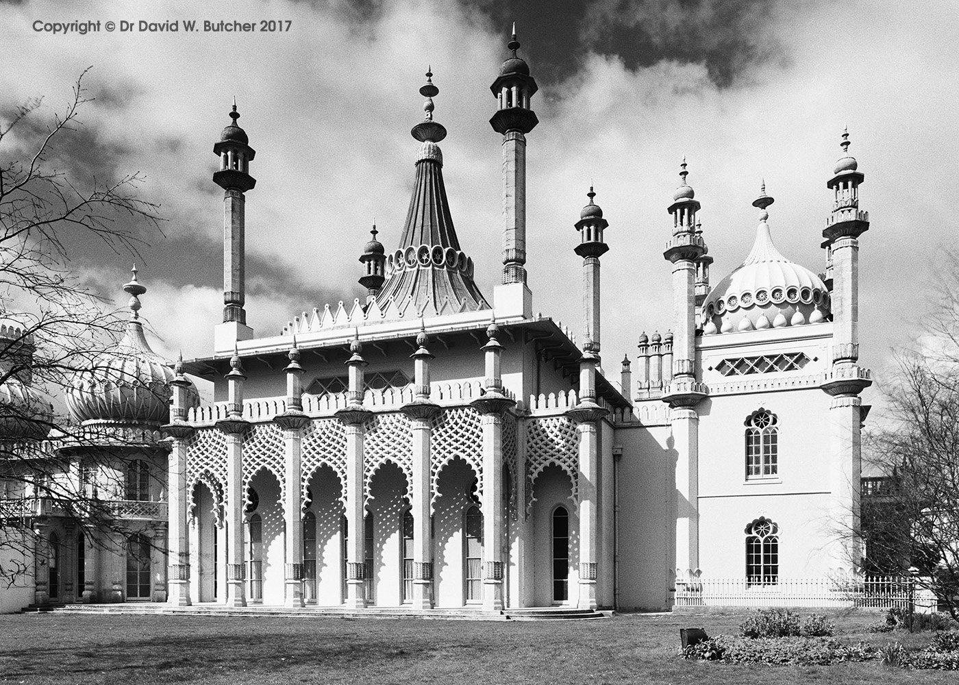 Brighton Pavilion, Sussex, England