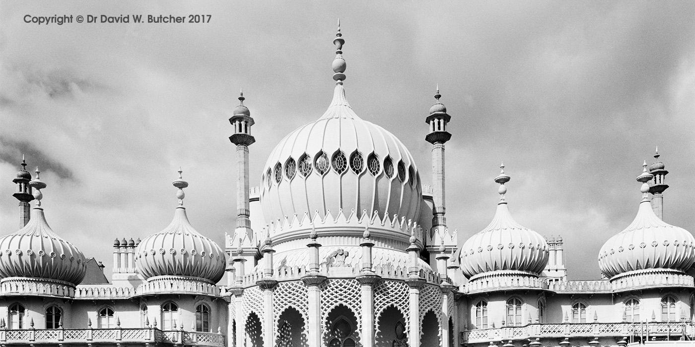 Brighton Pavilion #2, Sussex, England
