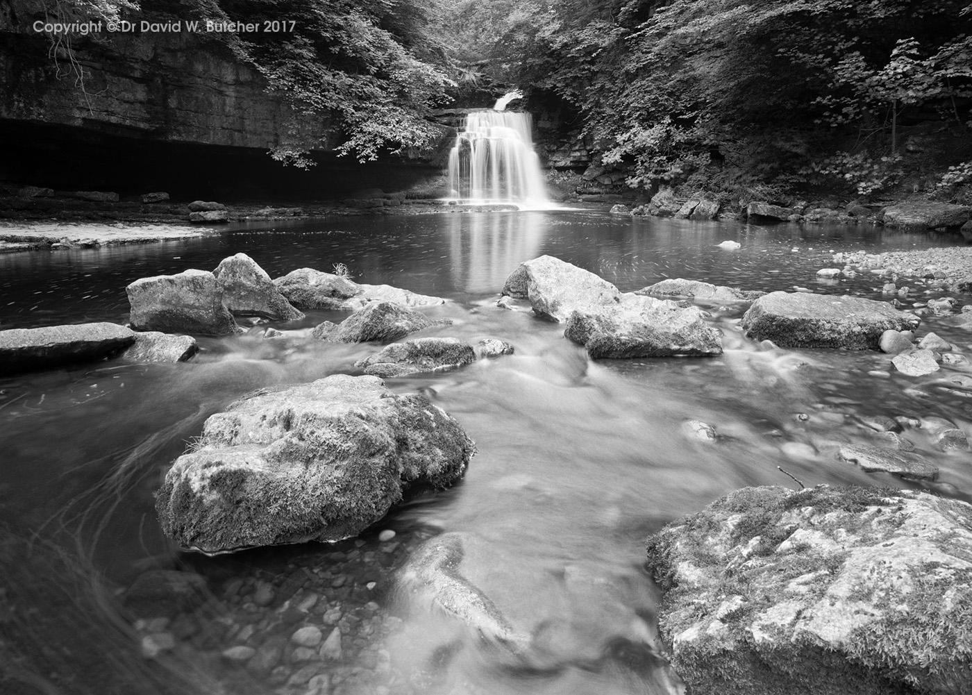 West Burton Waterfall, Yorkshire