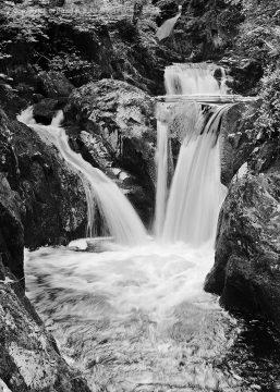 Pecca Falls, Ingleton, Yorkshire
