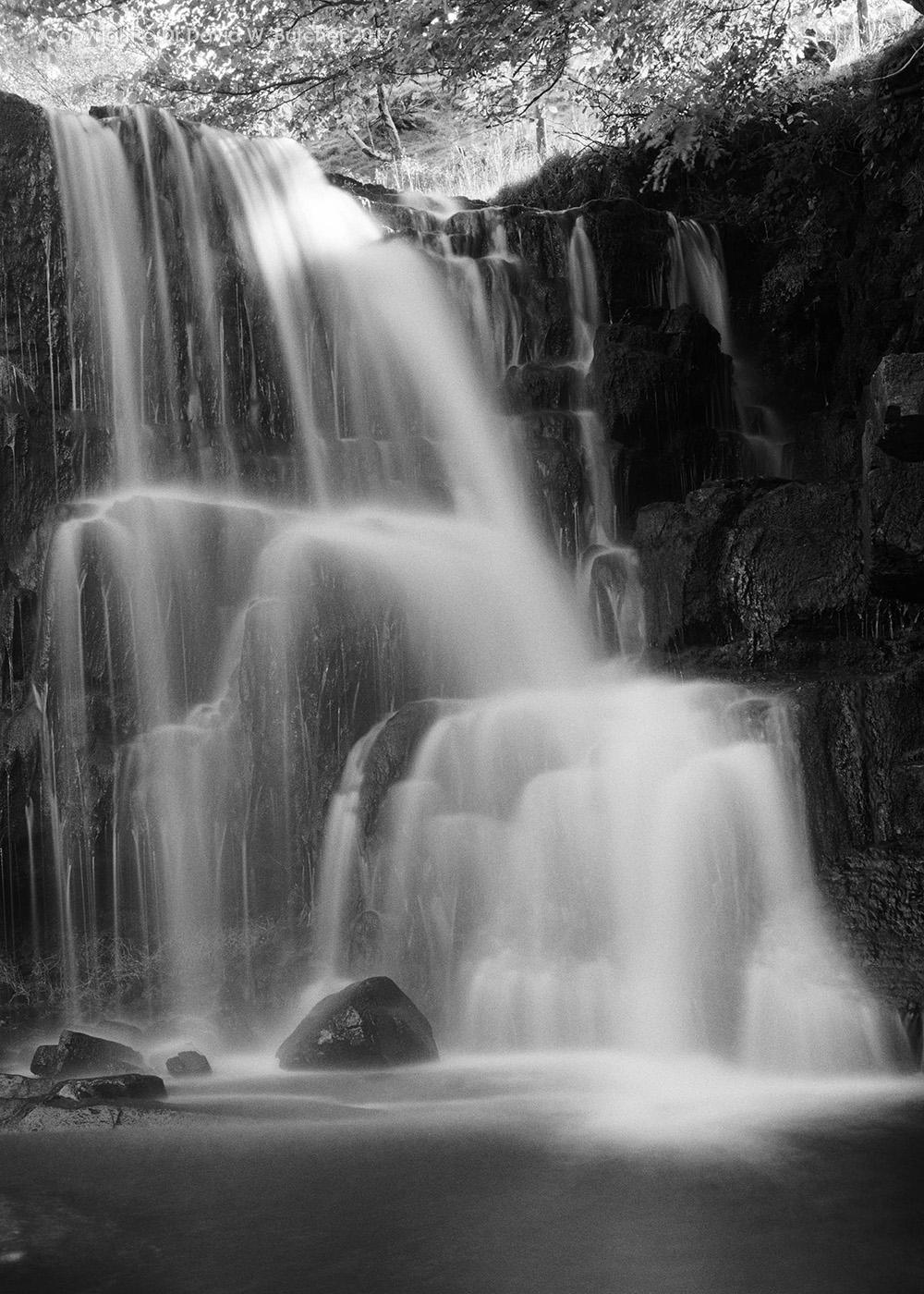 Kisdon Force Upper Falls, Keld, Yorkshire