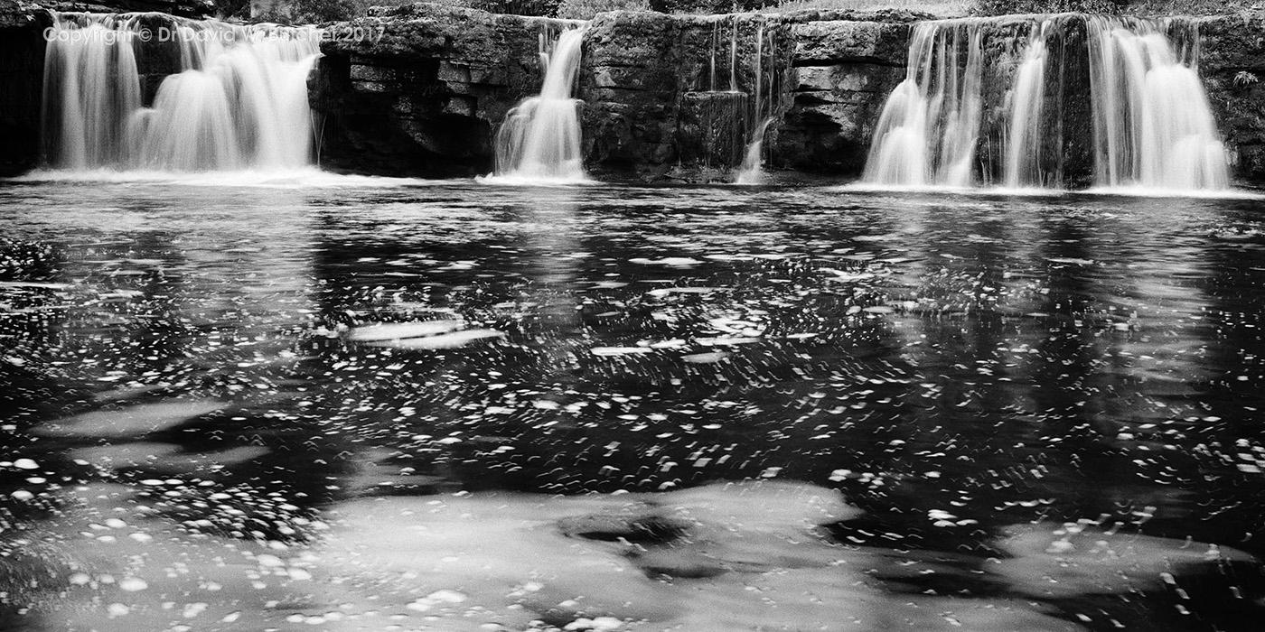 Wain Wath Upper Falls, Swaledale, Yorkshire