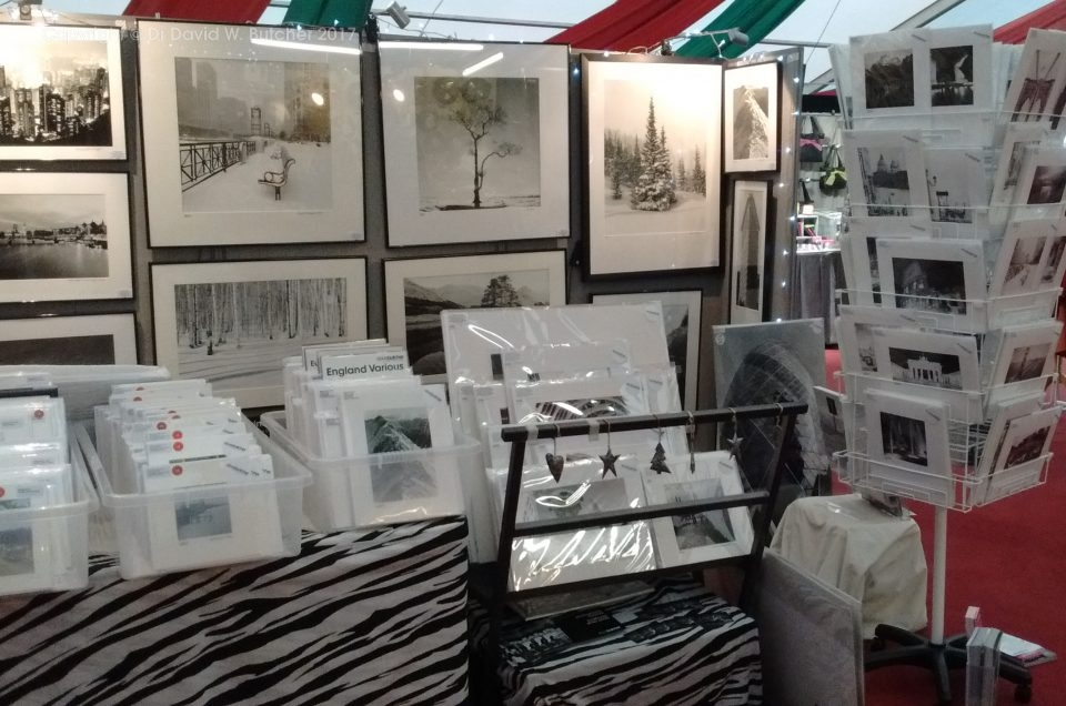Craft in Focus Christmas Contemporary Craft and Design Fair at RHS Wisley