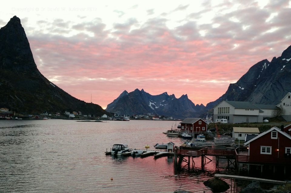 Norway Photo Trip,  Bodo and Reine