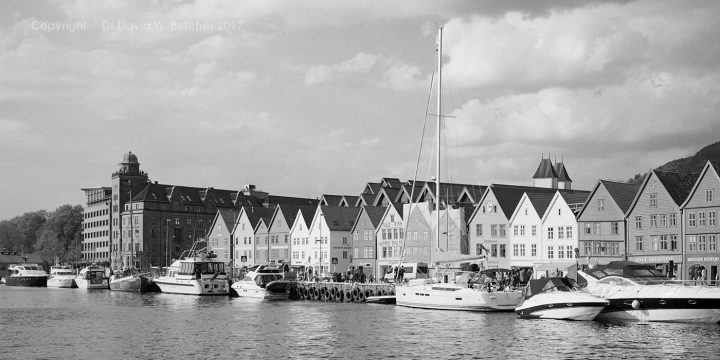 Bergen Waterfront, Norway