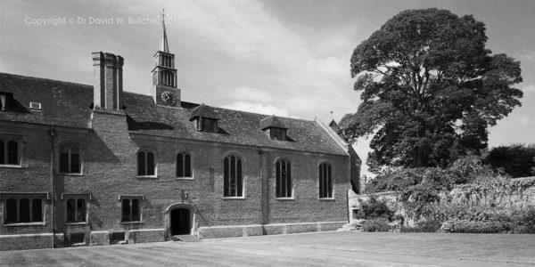 Cambridge Magdalene College, England