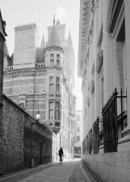 Cambridge Senate House Passage, England