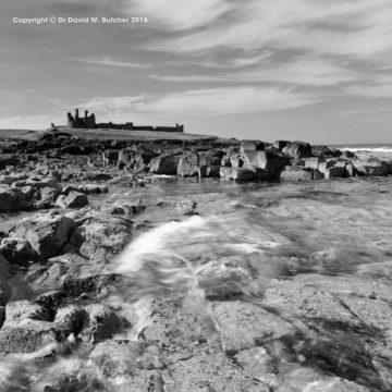 Dunstanburgh Castle Shoreline