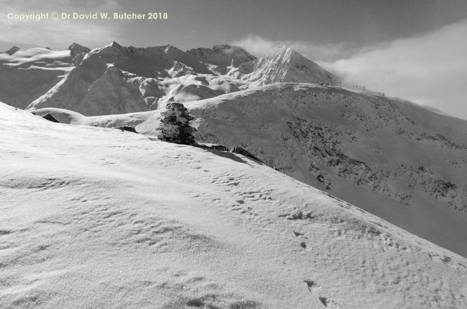 Obergurgl Skiing Last Day January 2019