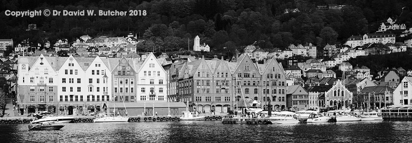Bergen Waterfront #2, Norway