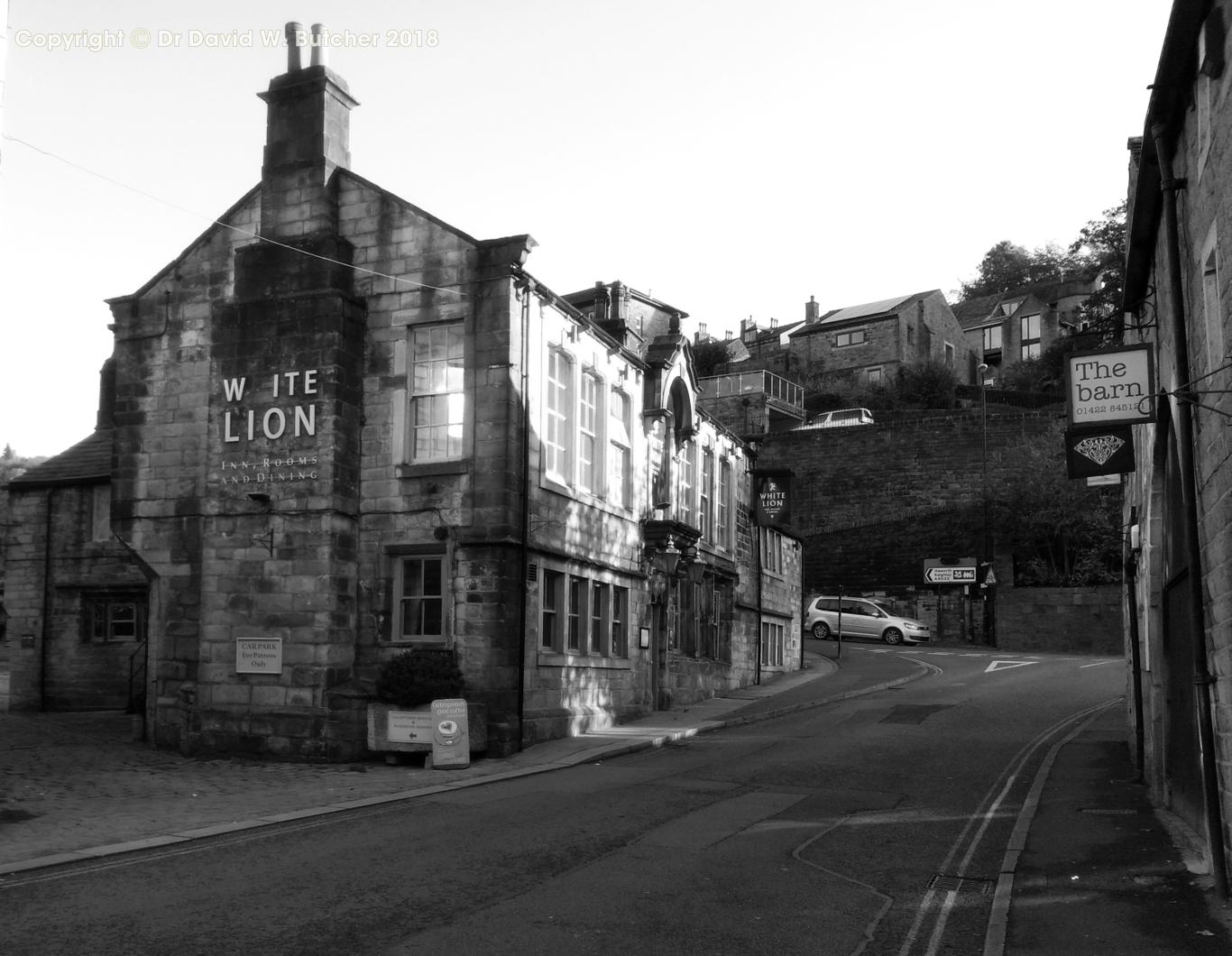 Hebden Bridge White Lion Inn