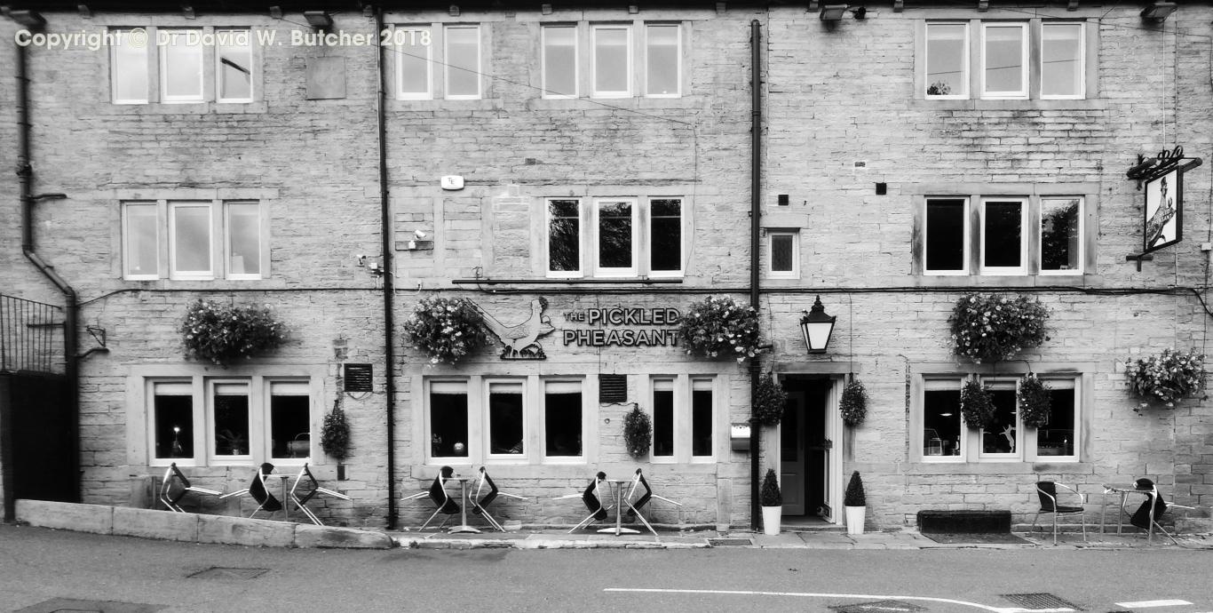 Holmbridge Pickled Pheasant Inn