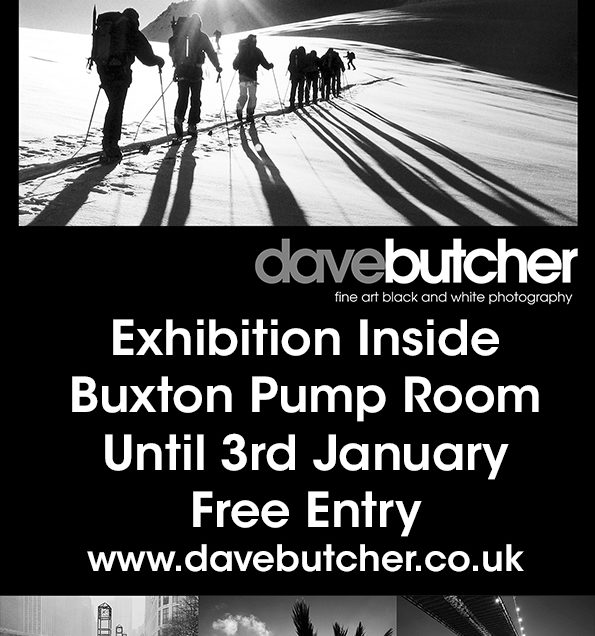 Exhibition in Buxton Pump Room Until 3rd January 2020