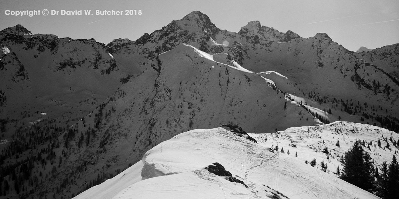 Schladming Hauser Kaibling Mountain View, Austria