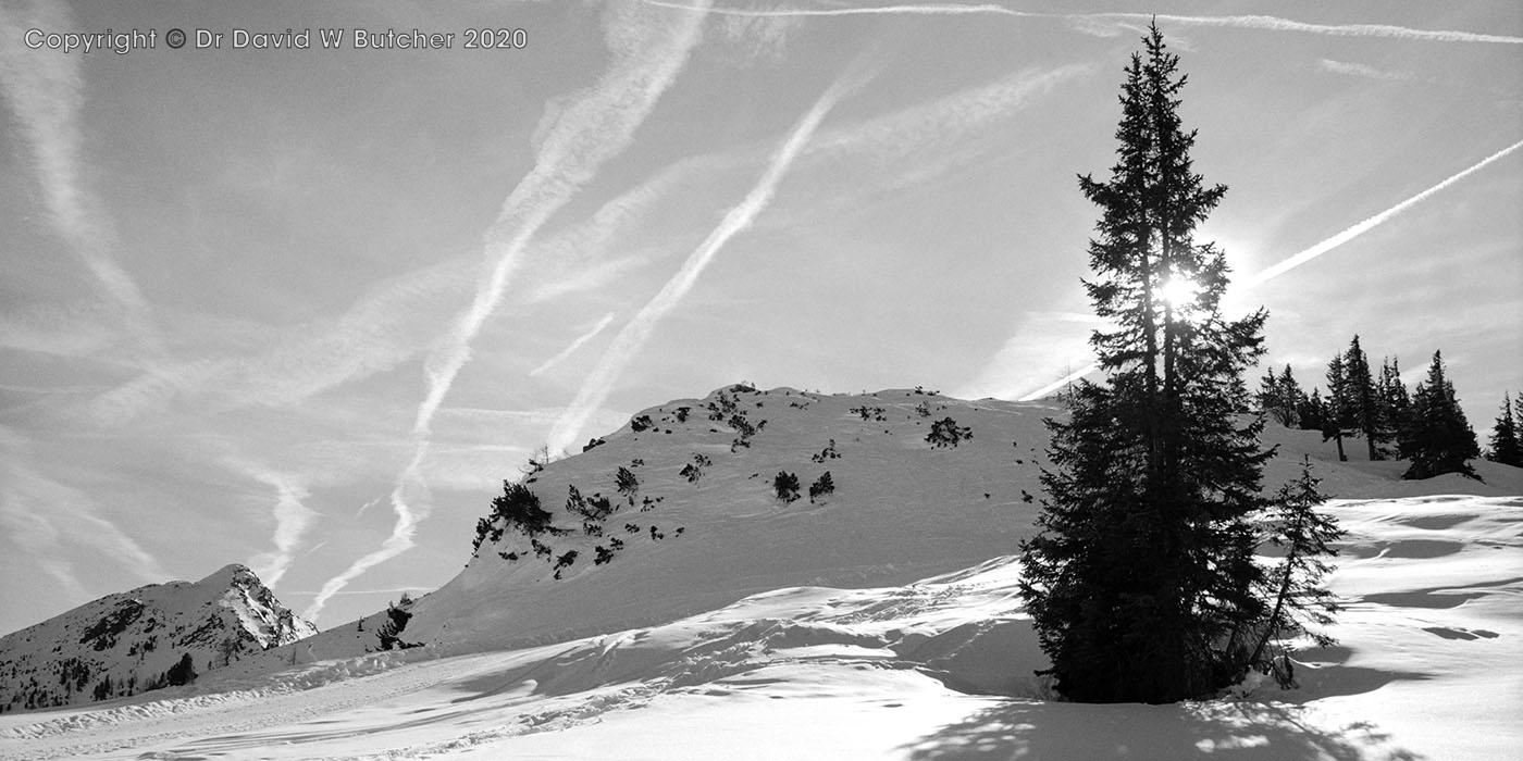 Schladming Reiteralm View, Austria