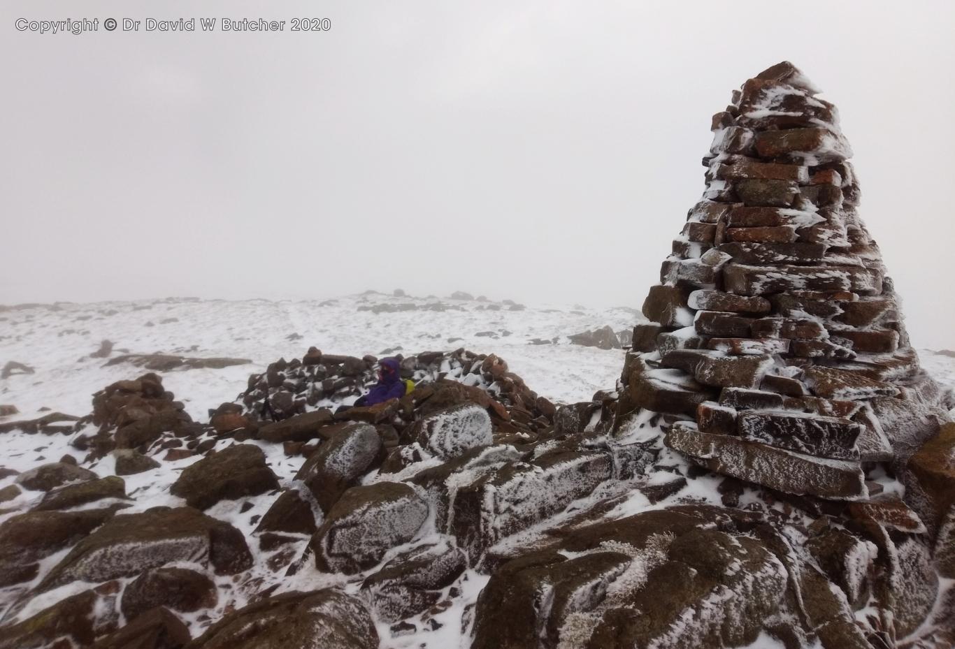 Carrock Hill Summit Cairn