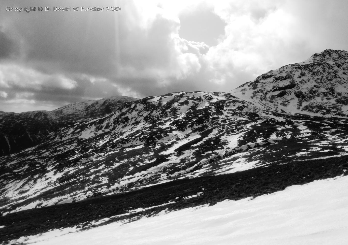St Sunday Crag from Birks