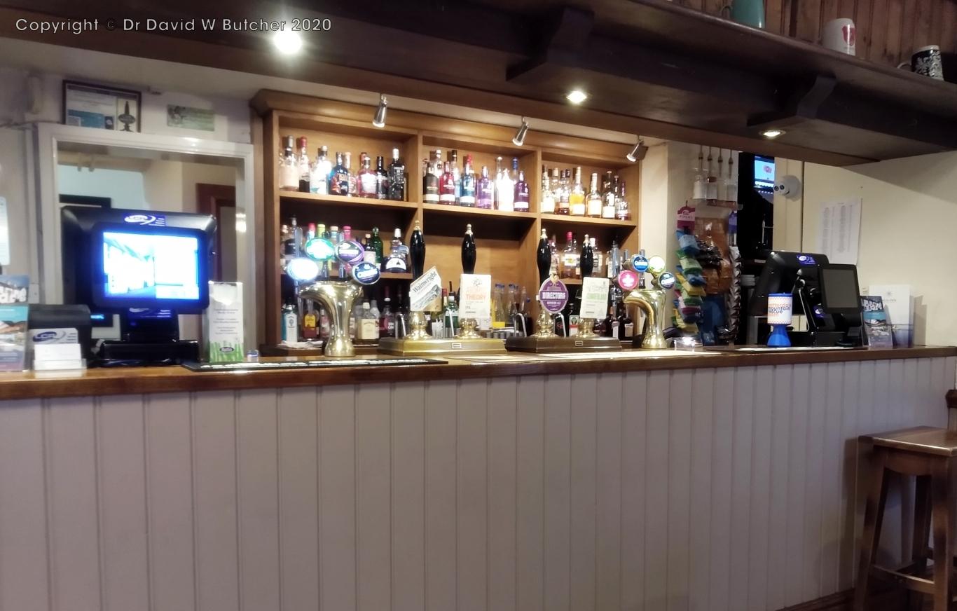 Pooley Bridge Sun Inn public bar