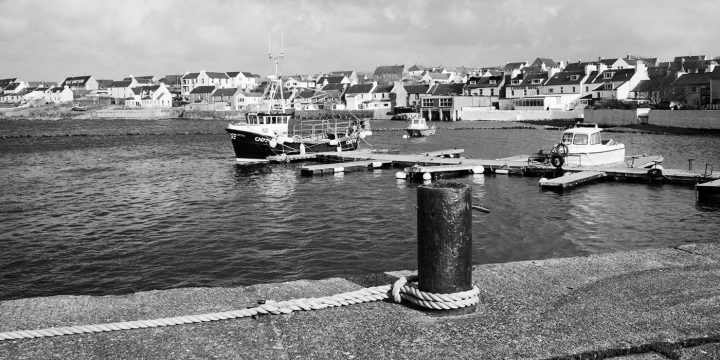 Bowmore Harbour, Islay