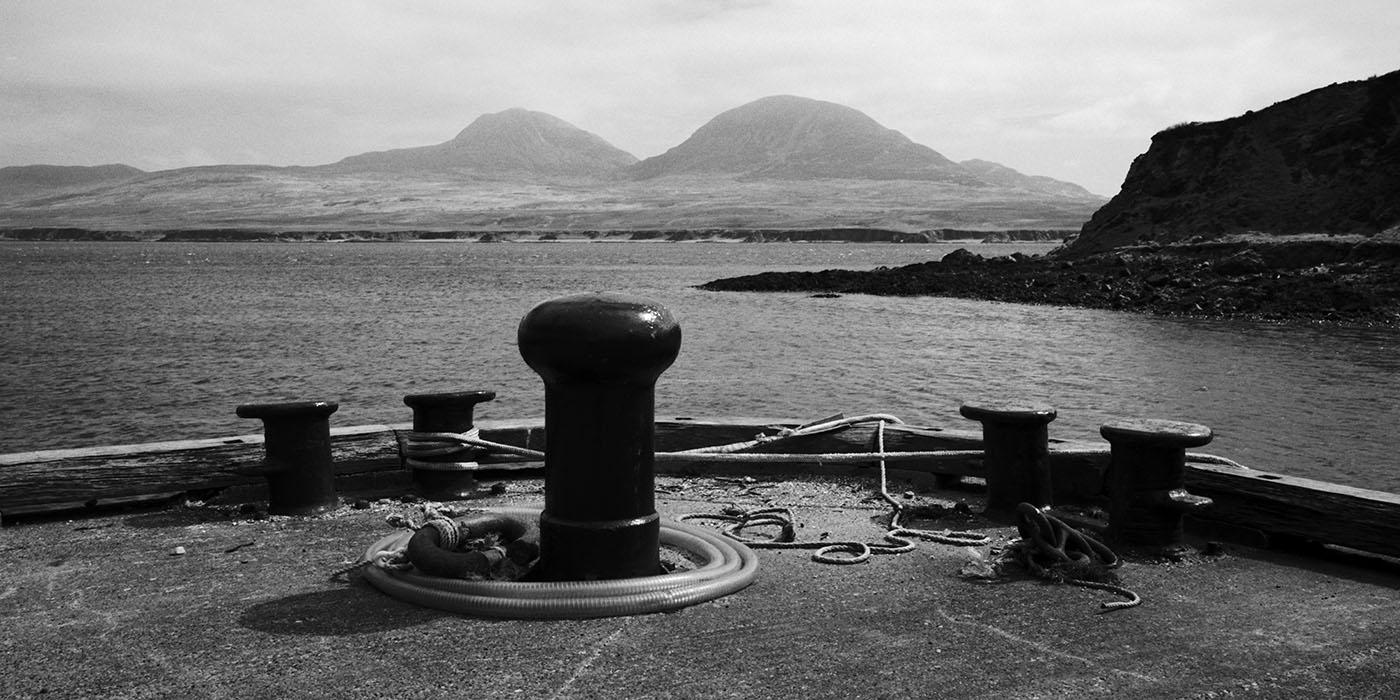 Jura from Bunnahabhein Distillery, Islay, Scotland