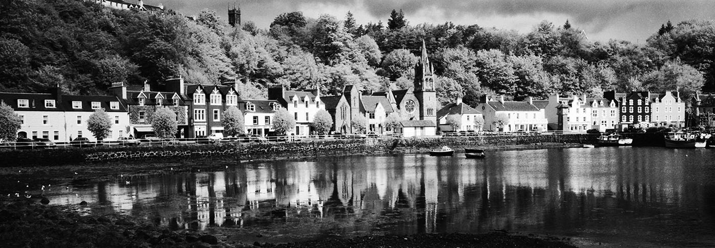 Tobermory Waterfront, Mull