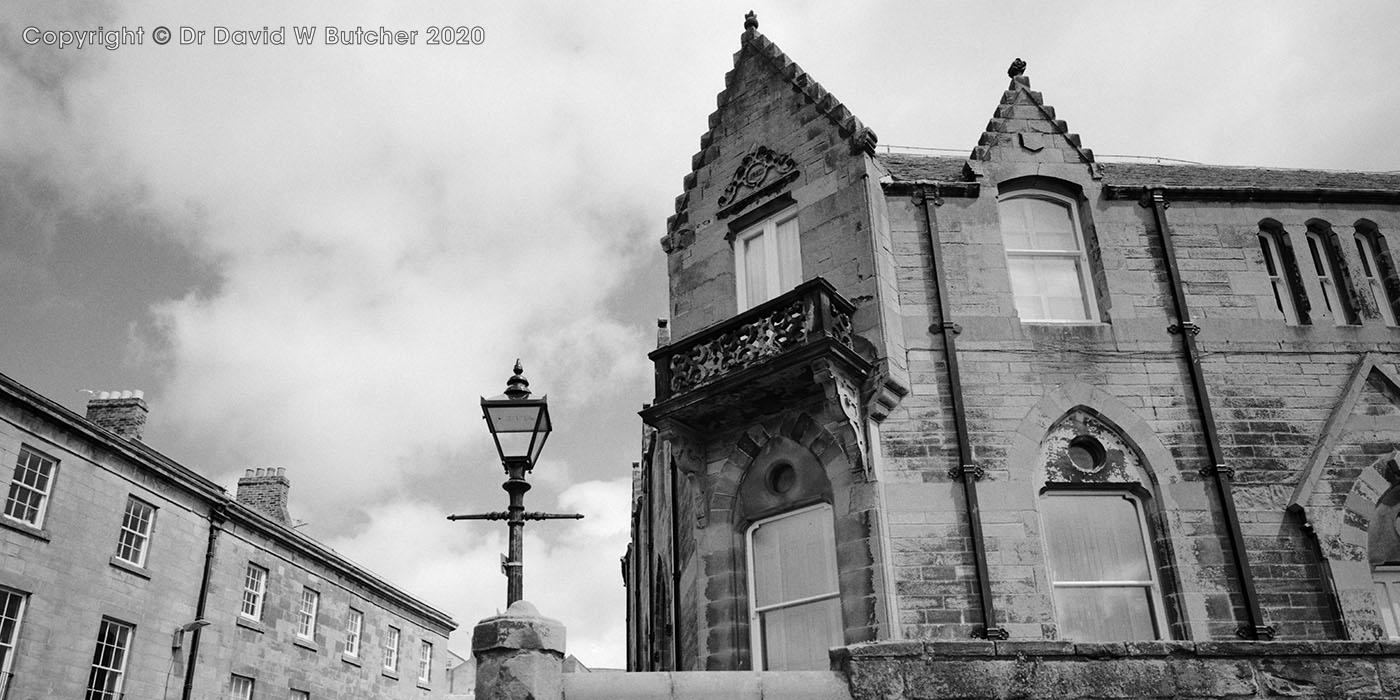 Berwick Bridge End, Northumberland