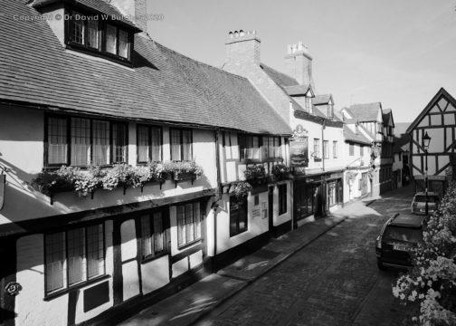 Shrewsbury Fish Street, Shropshire