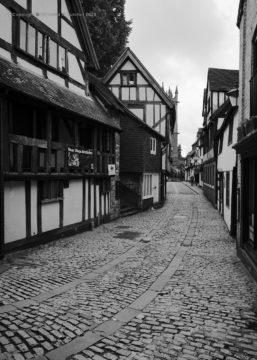 Shrewsbury Fish Street #2, Shropshire